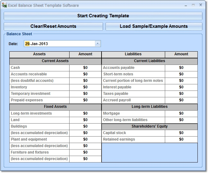 Business and finance | free excel templates from activia training.