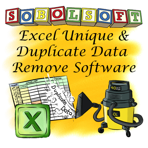 Excel Unique & Duplicate Data Remover