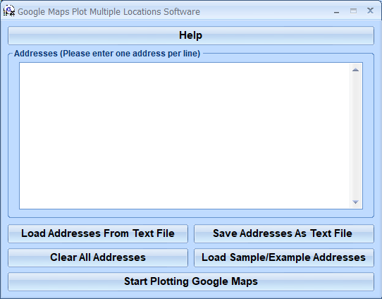 how to create multiple locations on google maps