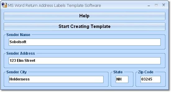 address label template microsoft word .